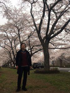 2018.4.5富士山麓、桜