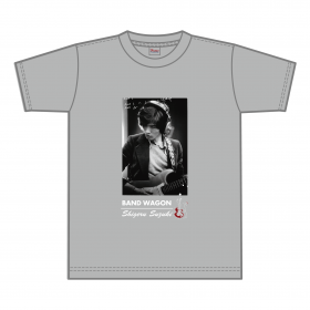 ヘッドフォン Tシャツ(グレー )¥3,500(税込)