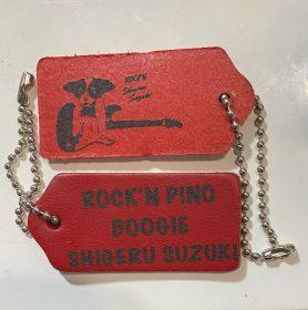 グッズをお買い上げの方に新曲『 Rock'n Pino Boogie 』記念ロックンタグをプレゼント!