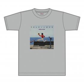 テレスコープ Tシャツ ( グレー )¥3,500(税込)