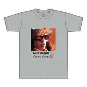 バンドワゴン Tシャツ (グレー )¥3,500(税込)