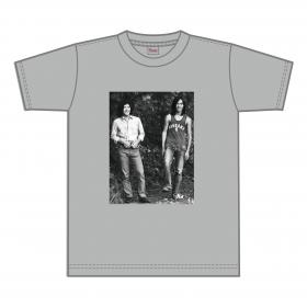 大滝シリーズ VOL.4 Tシャツ(グレー )¥3,500(税込)