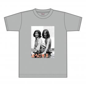 大滝シリーズ VOL.2 Tシャツ(グレー )¥3,500(税込)