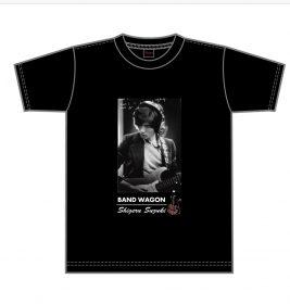 ヘッドフォン Tシャツ( 黒 )¥3,500(税込)