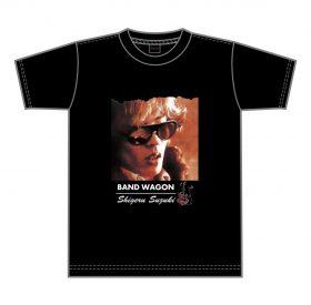 バンドワゴン Tシャツ( 黒 )¥3,500(税込)