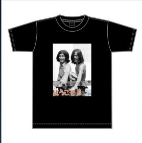 大滝シリーズ Tシャツ VOL.2( 黒 )¥3,500(税込)
