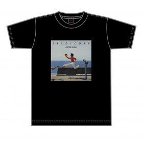 テレスコープ Tシャツ ( 黒 )¥3,500(税込)