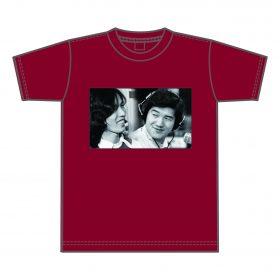 大滝シリーズ vol.6 Tシャツ( エンジ )¥3,500( 税込 )